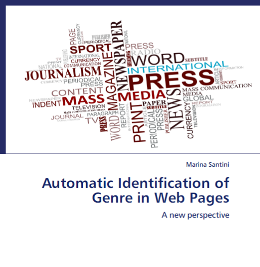 Automatic Genre Identification in Web Pages (2011)